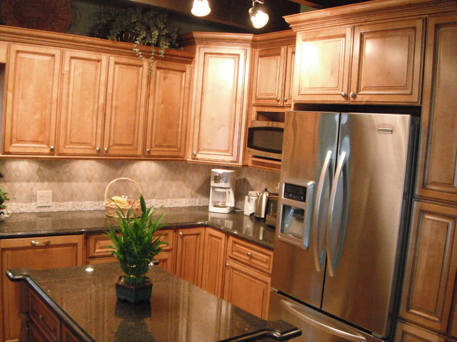 Kitchen Traditional Kitchen New York By TriState Kitchen And Bath Inc