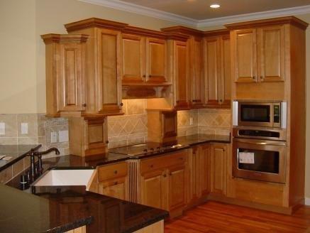 Kitchen Tuscany Subdivision Lexington Ky