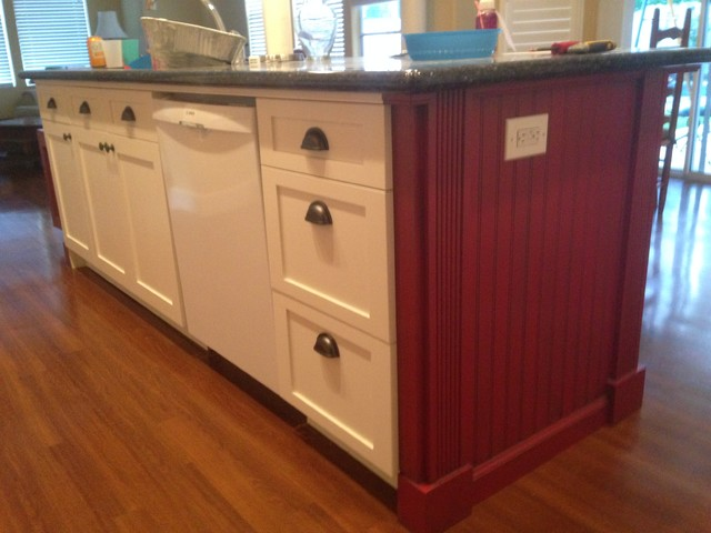 Kitchen up date - Traditional - Kitchen - Other - by Dodson Builders Construction Inc.