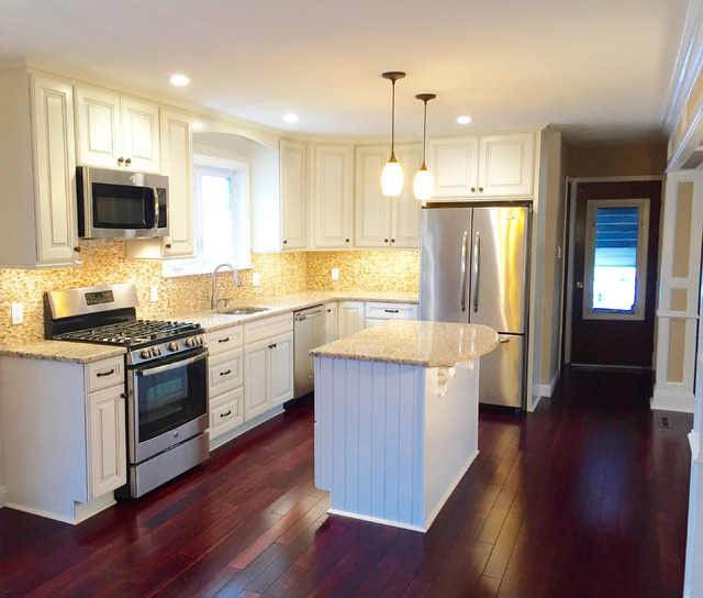 Kitchen update 2016 contemporary kitchen for Modern kitchen updates