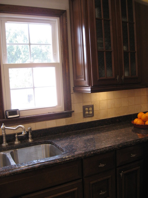 Kitchen Update for Jerry & Barbara - Traditional - Kitchen ...