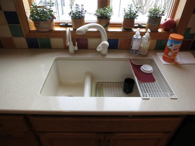 Kitchen Update In Plymouth Mn. | Wuensch Construction traditional-kitchen