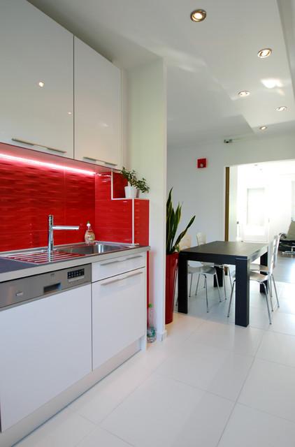 Kitchen update contemporary kitchen other by for Modern kitchen updates