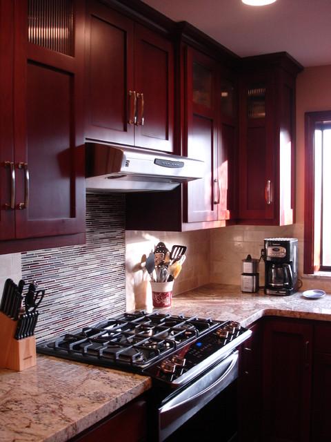 Kitchen Update traditional-kitchen