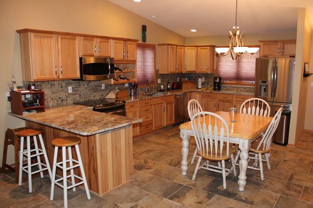 Kitchen Update-Miller traditional-kitchen