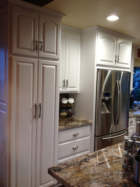 Kitchen Update - Phillips Ranch traditional-kitchen