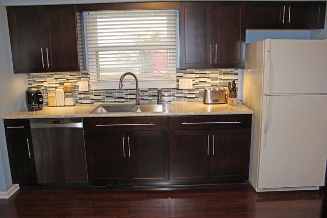 Kitchen Updates Brunswick Oh 1 Waypoint Cabinets Transitional Kitchen Cleveland By