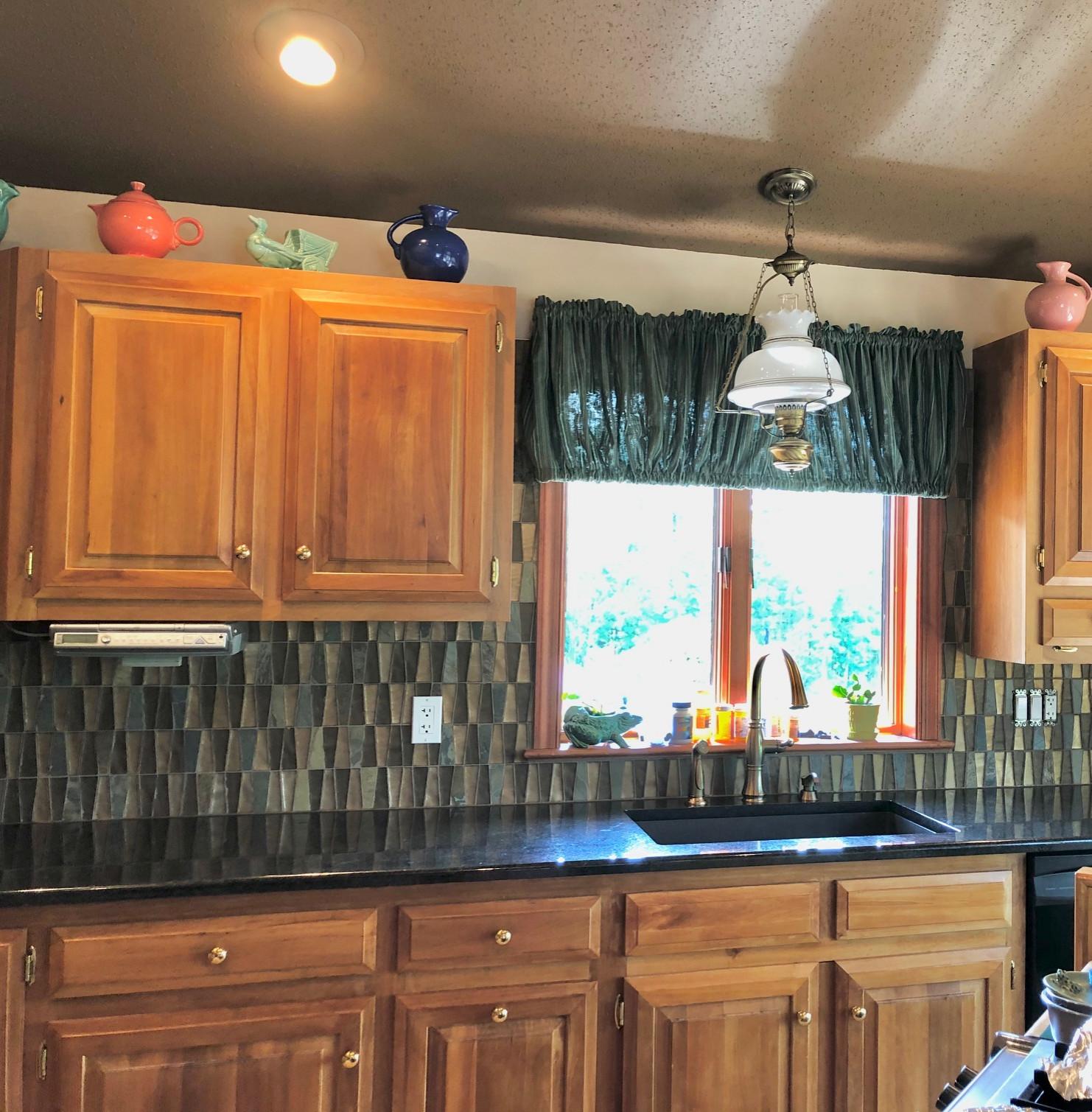Kitchen uplift
