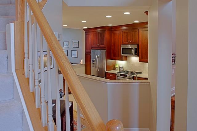 Kitchen - VA traditional-kitchen