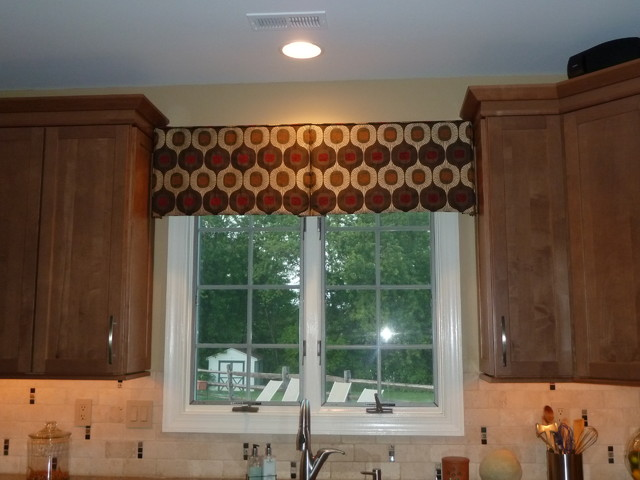 Kitchen Valances Kitchen
