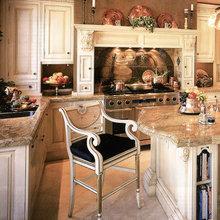 Kitchen Venetian Plaster