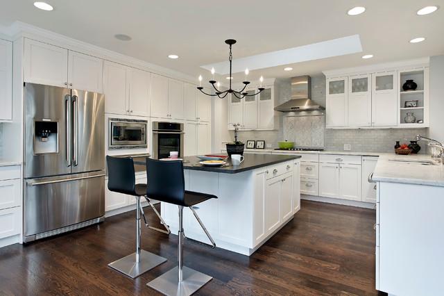KItchen View 1 contemporary-kitchen