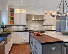 Kitchen VIew 3 contemporary-kitchen
