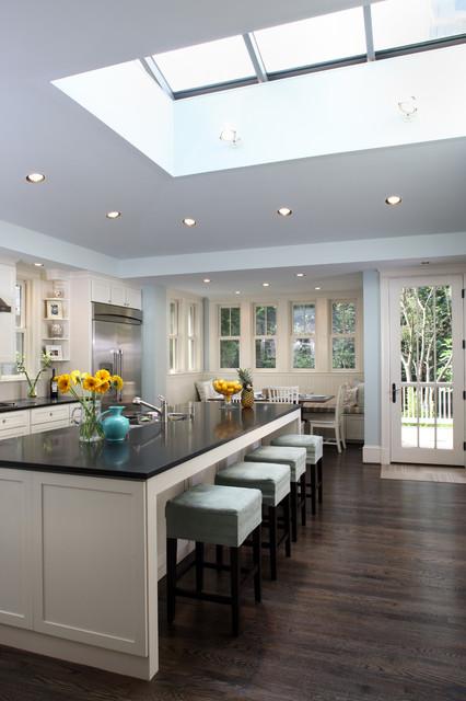 Kitchen View transitional-kitchen