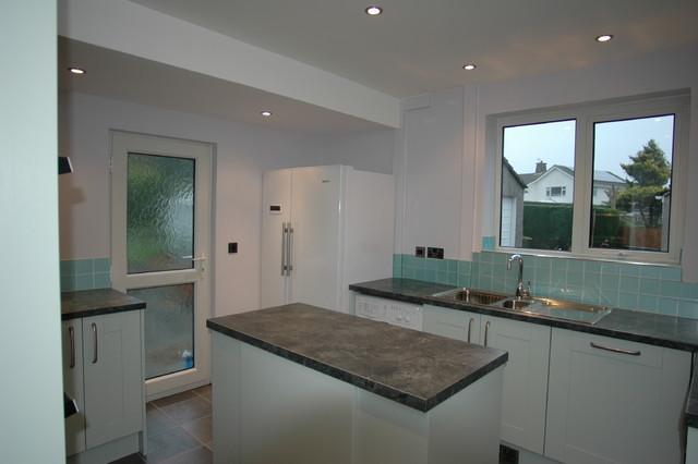 Kitchen wainford chepstow modern kitchen other for Kitchen ideas westbourne grove