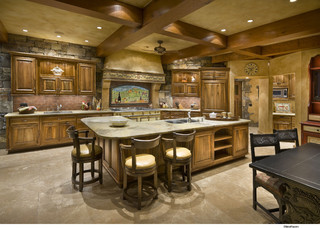 Kitchen - Traditional - Kitchen - Sacramento - by Ward ...