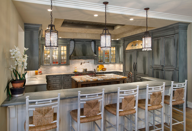 kitchen beach style kitchen miami by weber design
