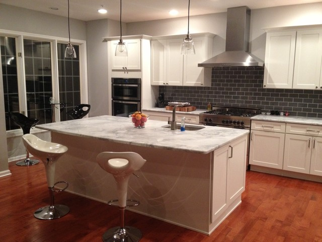 Kitchen West Chester PA - Contemporary - Kitchen ...