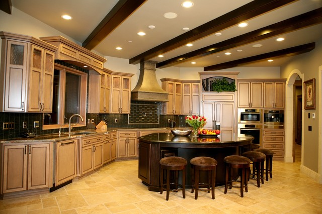 Kitchen traditional kitchen seattle by western for Western kitchen cabinets
