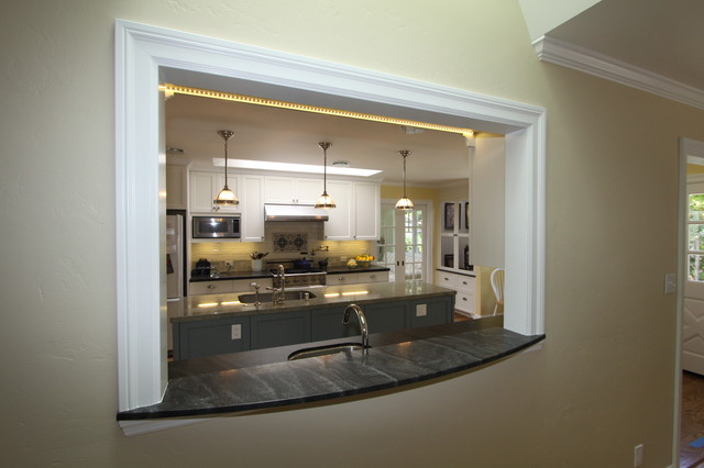 Kitchen To Dining Room Pass Through Impressive Creating A Pass Through In Our Wall  Create Walls And Kitchens Decorating Design