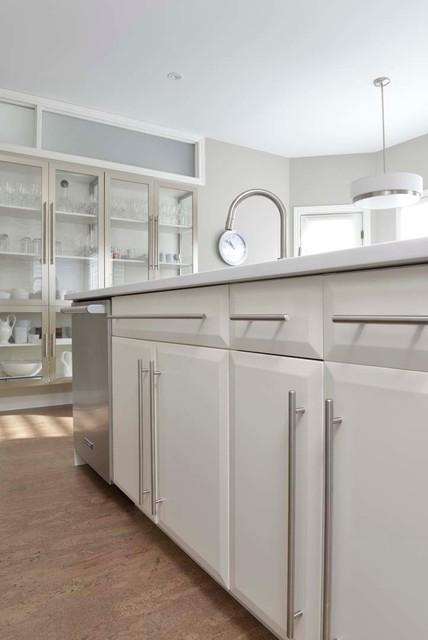 Kitchen With Cork Floor