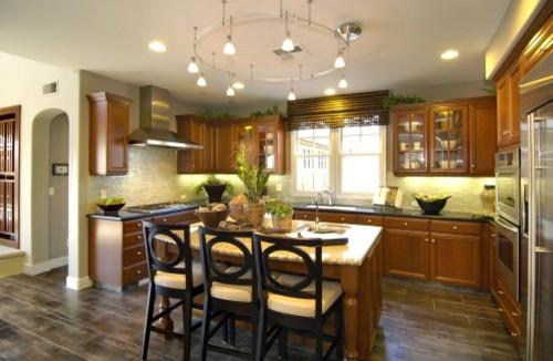Kitchen with Island contemporary-kitchen