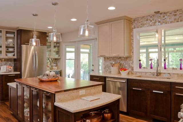 Kitchen with Style and Function eclectic-kitchen