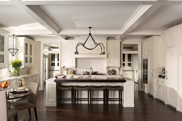 kitchen with transom openings into dining room traditional kitchen. Black Bedroom Furniture Sets. Home Design Ideas