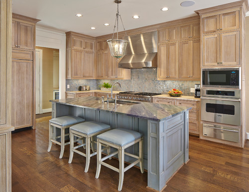 Cerused french oak kitchens and cabinets kitchen trend for Cerused oak kitchen cabinets