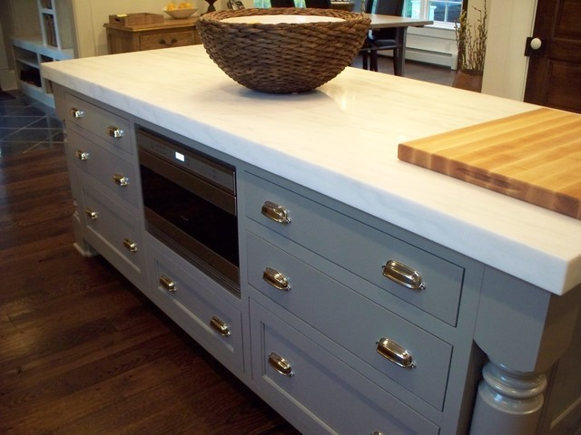 Kitchen With Wolf Microwave Drawer Traditional Kitchen Philadelphia By Mrs G Tv