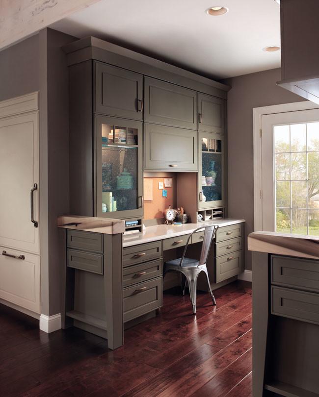Kitchen Workspace Nook