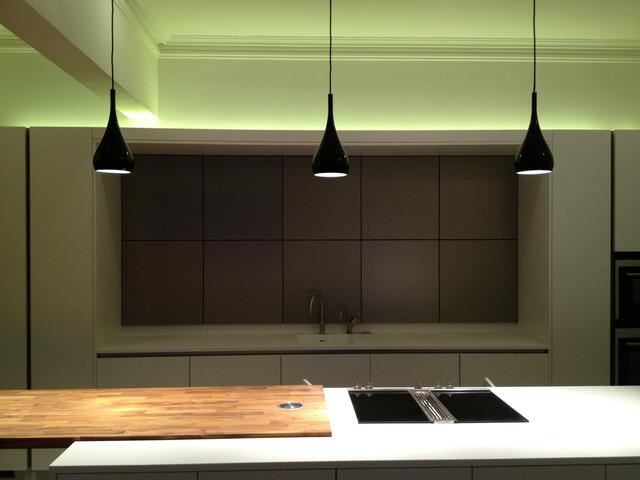 Kitchen Worktop Lighting Contemporary