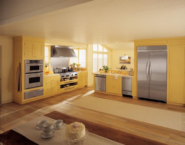 KitchenAid Kitchen Appliances contemporary-kitchen