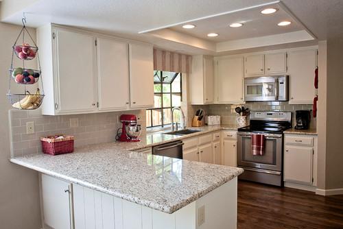 Side By Side Fridge Freezer To Match Kitchen Cabinets