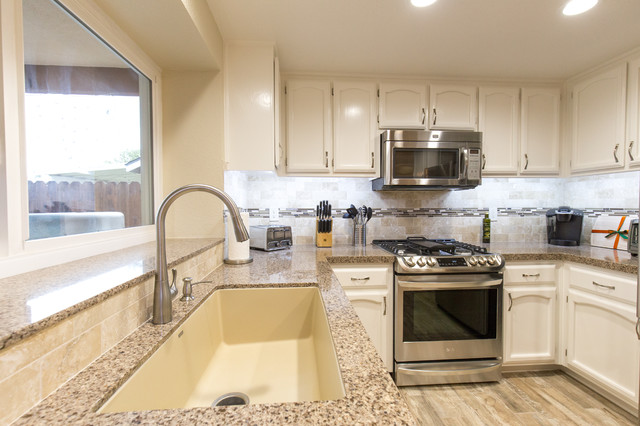 ... Modesto, CA - Modern - Kitchen - Sacramento - by kitchen & bath CRATE