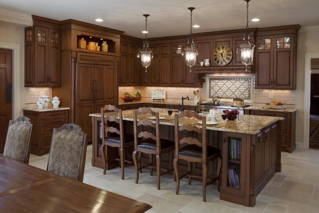kitchendesigns.com - 1 traditional-kitchen