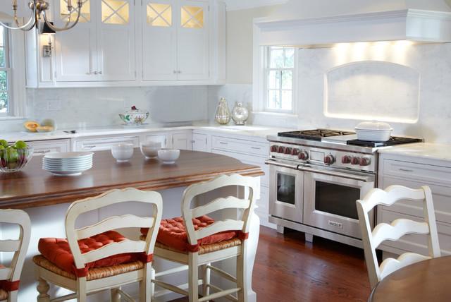 kitchendesigns.com - garden city FR1301 beach-style-kitchen
