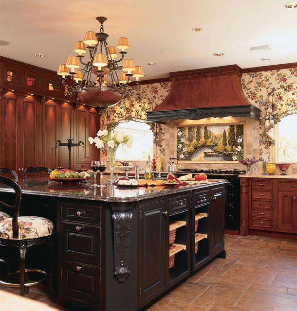 Rustik k k new york av kitchen for Kitchens by ken kelly