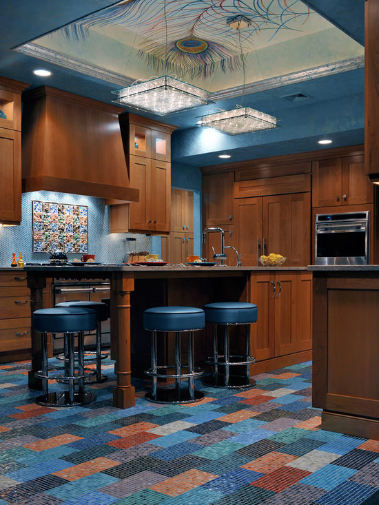 Kitchendesigns com eclectic kitchen new york with luxurious ceramics kitchen design ideas at hote ls
