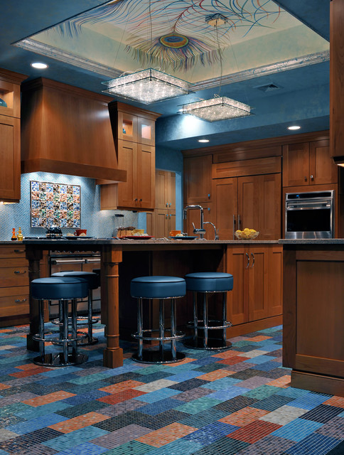 kitchendesigns.com eclectic-kitchen