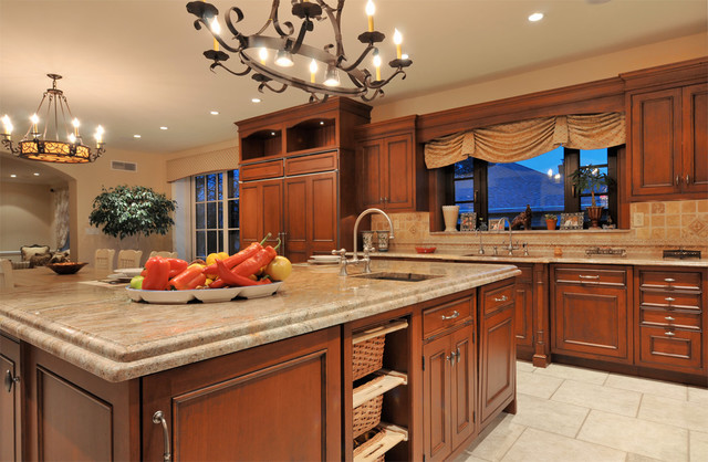 Traditional Kitchen New York By Kitchen Designs By