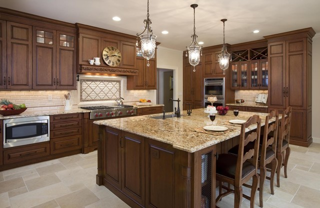 KitchenDesigns.com - Kitchen Designs by Ken Kelly, Inc. - Great Neck, NY KL1301 - Traditional ...