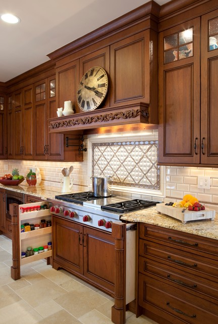 Kitchen Designs By Ken Kelly Inc Great Neck Ny Kl1301 Traditional