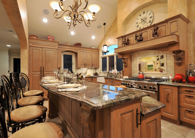 Kitchen Designs By Ken Kelly Inc Mediterranean Kit