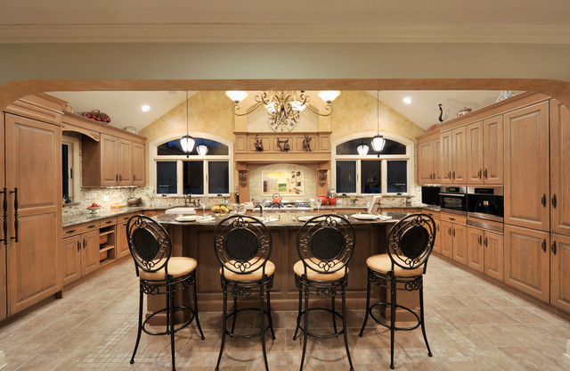 KitchenDesigns.com - Kitchen Designs by Ken Kelly, Inc. traditional-kitchen