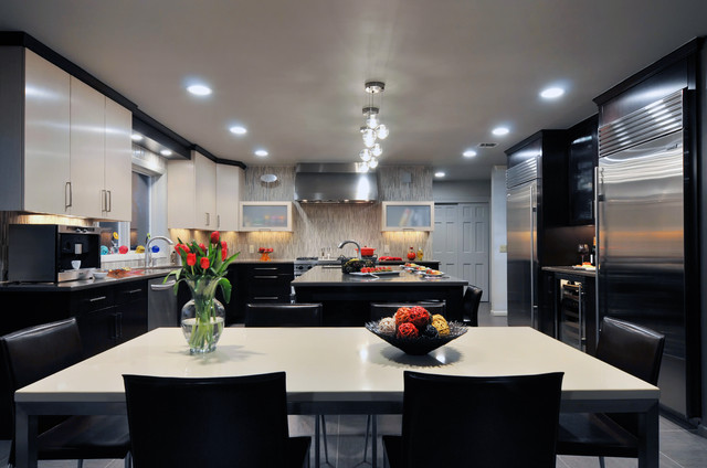 Kitchen Designs By Ken Kelly Inc Contemporary Kitchen New York By
