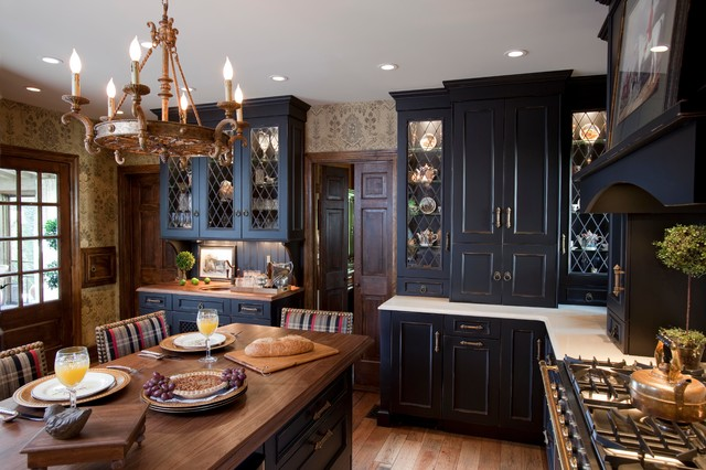 KitchenDesigns.com   Kitchen Designs By Ken Kelly Rockville Center, NY  CA1302   Traditional   Kitchen   New York   By Kitchen Designs By Ken  Kelly, ...