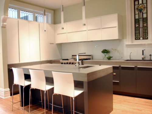 Kitchenlab Modern Kitchen Chicago By Kitchenlab Rebekah Zaveloff Interiors