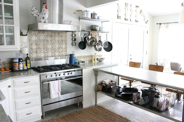 Wood Rooster Kitchen Decorating Ideas