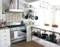 KitchenLab eclectic-kitchen